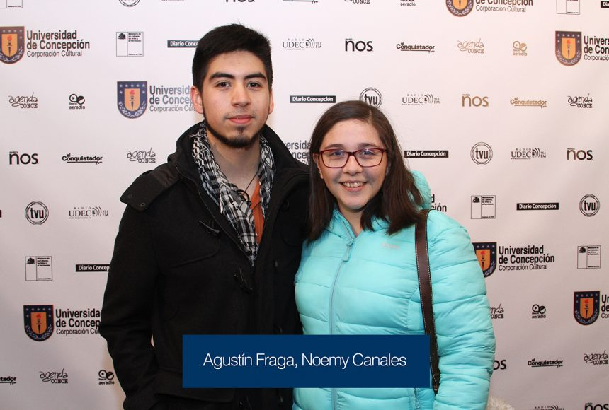 Agustin Fraga, Noemy Canales